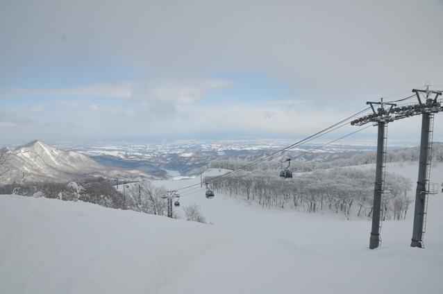 カムイ みさか スキー 場 天気